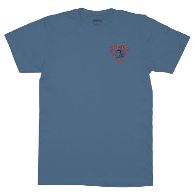 Spondivits 40th Anniversary - Shuck & Suck Men's T-Shirt - Blue