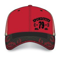 Spondivits 40th Anniversary - Red 40 Years Hat