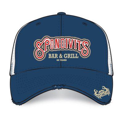 40th Anniversary - Blue 40 Years Hat